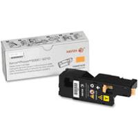 Xerox 106R01629 Yellow Toner Cartridge (Original)