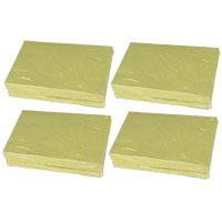 Yellow Sticky Notes (75mm x 127mm) - 100 Sheets (12 Pack)