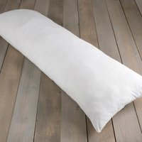Bolster Medium-Support Pillow White