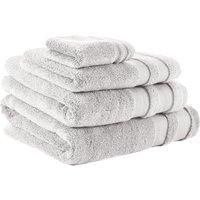 White So Soft Zero Twist Towel White