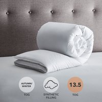 Fogarty Soft Touch 13.5 Tog Duvet White