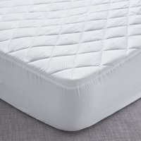 Fogarty Soft Touch Mattress Protector White