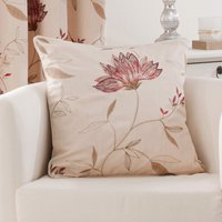 Amelia Red Cushion Red