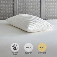 Tempur Cloud Medium-Support Pillow White