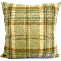 Tweed Woven Cushion Light Brown / Natural