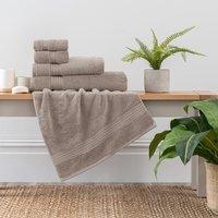 Pebble Egyptian Cotton Towel Pebble (Grey)