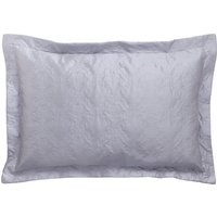Nina Silver Pillow Sham Grey / Silver