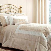 Gatsby Gold Bedspread Gold