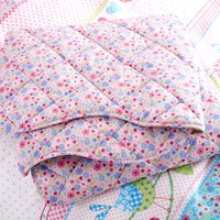 Songbird Bedspread Pink