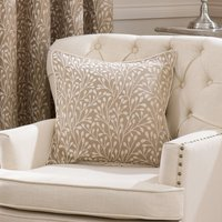 Willow Cream Filled Cushion Cream