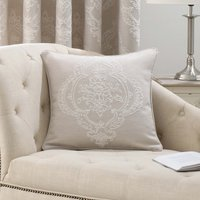 Seraphina Natural Cushion Light Brown / Natural