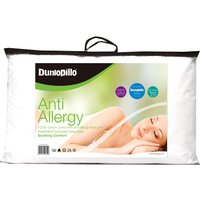 Dunlopillo Anti-Allergy Firm-Support Pillow White