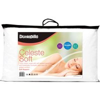 Dunlopillo Celeste Soft-Support Pillow White