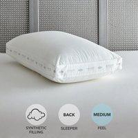 Dunlopillo Celeste Medium-Support Pillow White