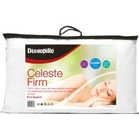 Dunlopillo Celeste Firm-Support Pillow White