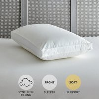 Dunlopillo 3D Airflow Mesh Soft-Support Pillow White