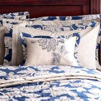 Dorma Samira Blue Boudoir Cushion Blue