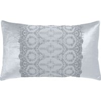 Claudia Grey Boudoir Cushion Grey