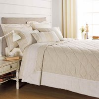 Millie Natural Bedspread Light Brown