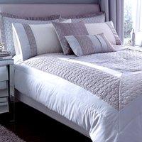 Vienna Silver Bedspread Silver