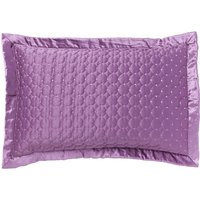 Vienna Heather Pillow Sham Lilac