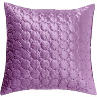 Vienna Heather Square Cushion Lilac