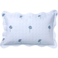 Daisy Duck-Egg Pillow Sham Duck Egg Blue