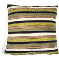 Large Blenheim Cushion Cover Lime Green