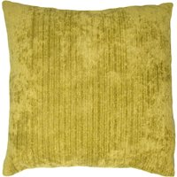 Large Topaz Cushion Cover Lime Green