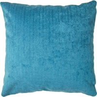 Large Topaz Cushion Cover Teal (Blue)