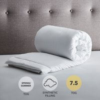 Fogarty 7.5 Tog Duvet White