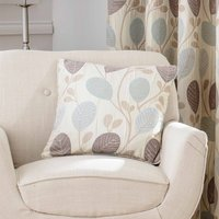 Turin Duck-Egg Cushion Duck Egg Blue
