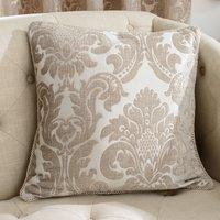 Versailles Natural Cushion Light Brown / Natural