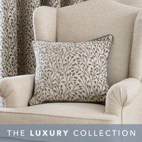 Willow Cushion Grey Grey
