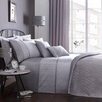 Grey Owen Bedspread Grey