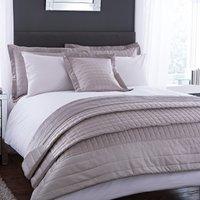 Kensington Silver Bedspread Silver