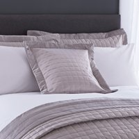 Kensington Silver Cushion Grey / Silver
