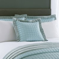 Kensington Duck-Egg Cushion Duck Egg Blue