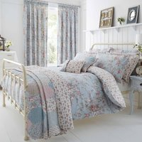 Bethany Duck Egg Bedspread Duck Egg Blue