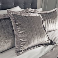 Oxford Pewter Cushion Grey / Silver