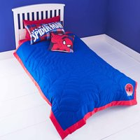 Marvel Spiderman Bedspread Blue / Red