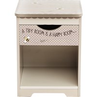 disney winnie the pooh bedside table natural