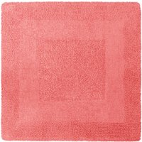 Super Soft Reversible Shower Mat Coral (Red)