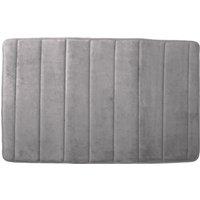 Memory Foam Bath Mat Stone (Natural)