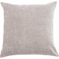 Large Chenille Mushroom Cushion Mushroom (Grey)