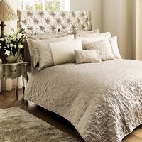 Lucia Natural Bedspread Natural Brown