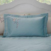 Misaki Duck-Egg Pillow Sham Duck Egg Blue