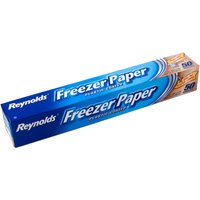 Reynolds Freezer Paper Clear