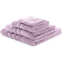 Wisteria Pima Towel Lavender