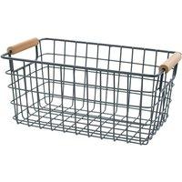 Regeneration Wire Basket Grey